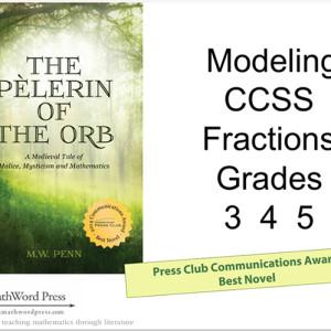 The Pelerin of the Orb Modeling Fractions(2)